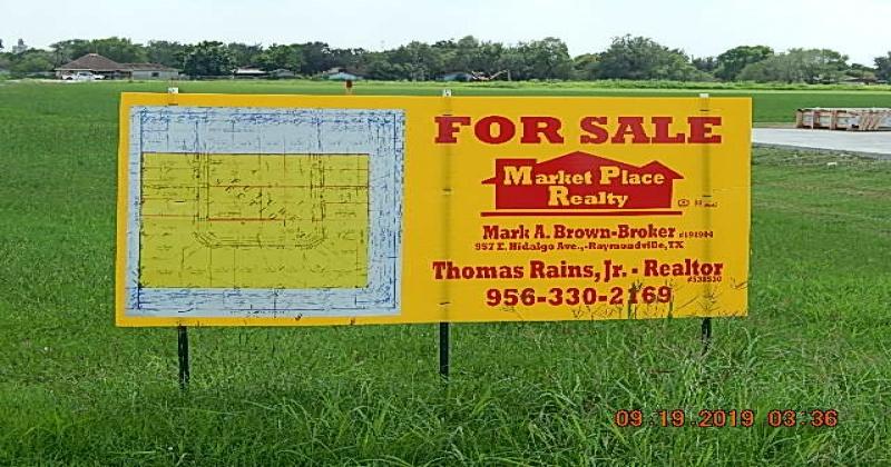 FM West,Lyford,Texas 78569,Land,FM,1034